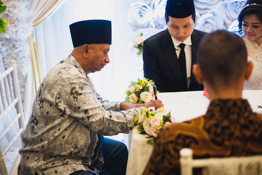 Novi & Tri | Akad Nikah at Ibis Slipi Hotel - Jakarta 34