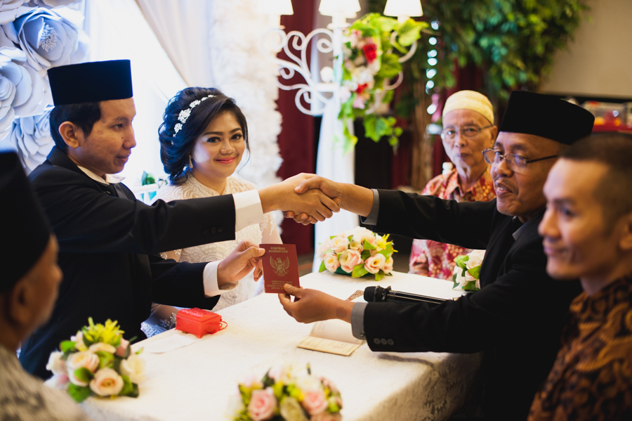 Novi & Tri | Akad Nikah at Ibis Slipi Hotel - Jakarta 35