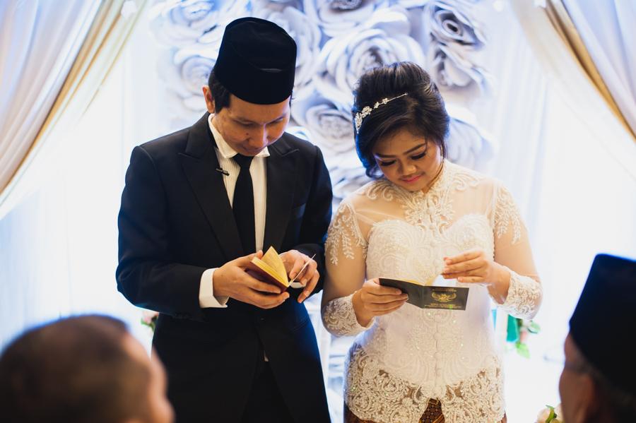 Novi & Tri | Akad Nikah at Ibis Slipi Hotel - Jakarta 37