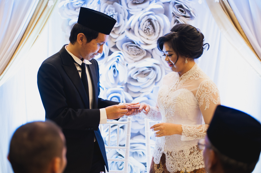 Novi & Tri | Akad Nikah at Ibis Slipi Hotel - Jakarta 40