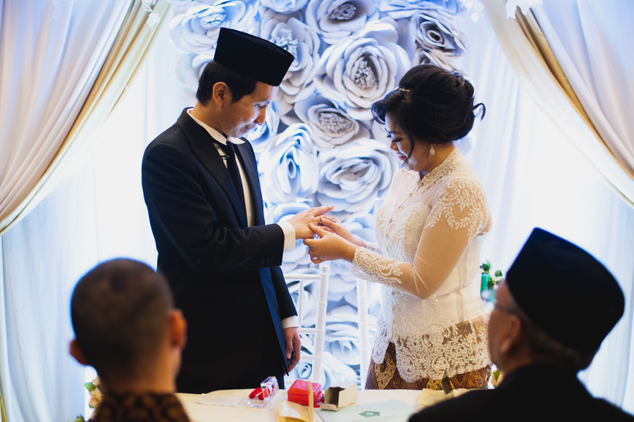 Novi & Tri | Akad Nikah at Ibis Slipi Hotel - Jakarta 41