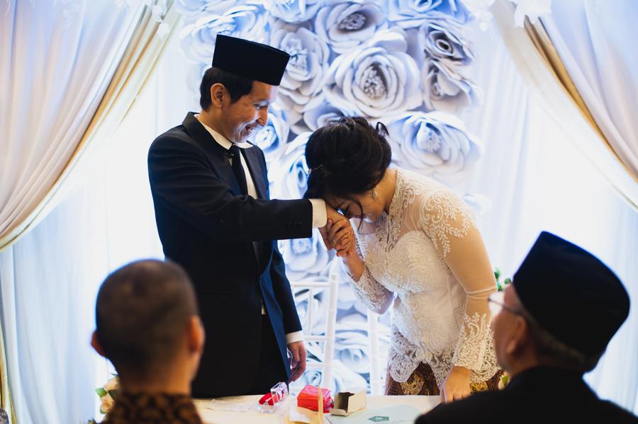 Novi & Tri | Akad Nikah at Ibis Slipi Hotel - Jakarta 42