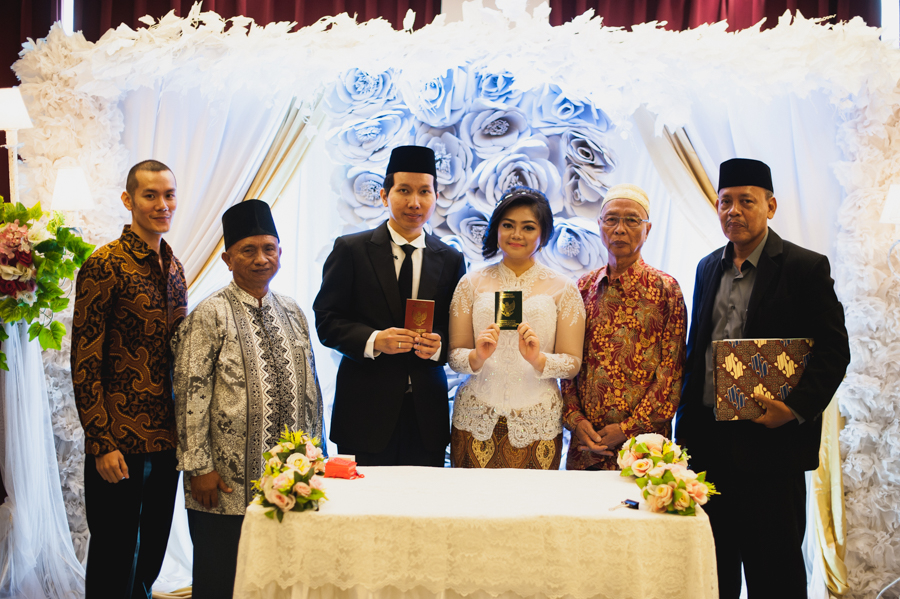 Novi & Tri | Akad Nikah at Ibis Slipi Hotel - Jakarta 43