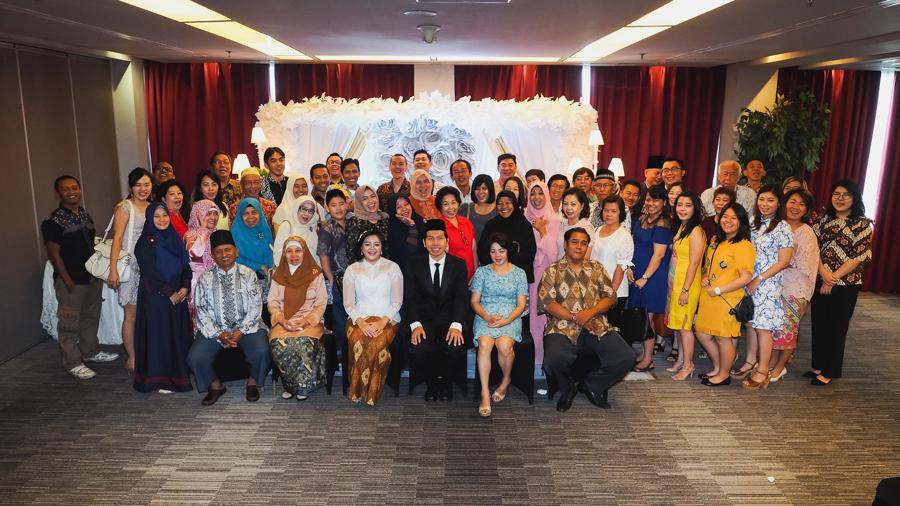 Novi & Tri | Akad Nikah at Ibis Slipi Hotel - Jakarta 58