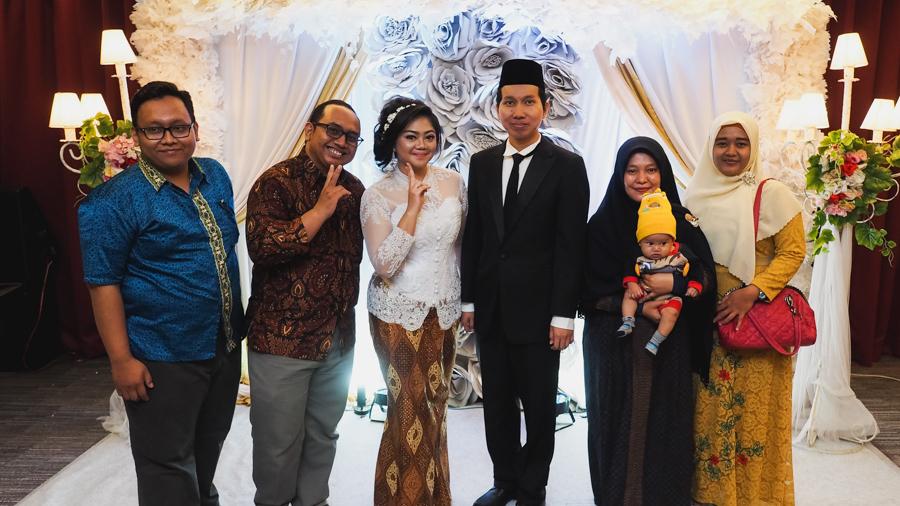 Novi & Tri | Akad Nikah at Ibis Slipi Hotel - Jakarta 59