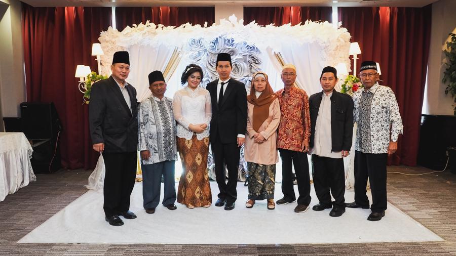 Novi & Tri | Akad Nikah at Ibis Slipi Hotel - Jakarta 60