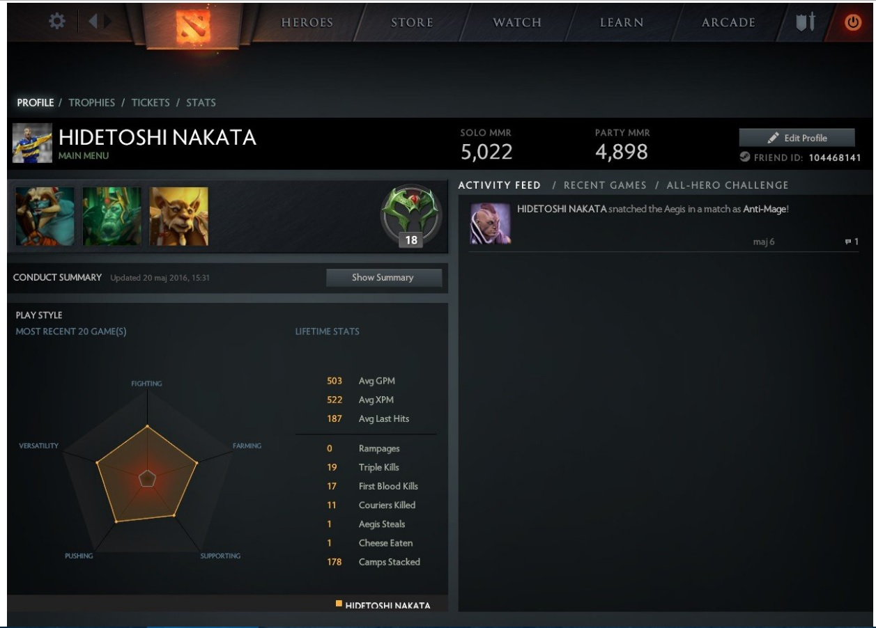 sold selling 5000 solo 4900 party dota 2 account very cheap
