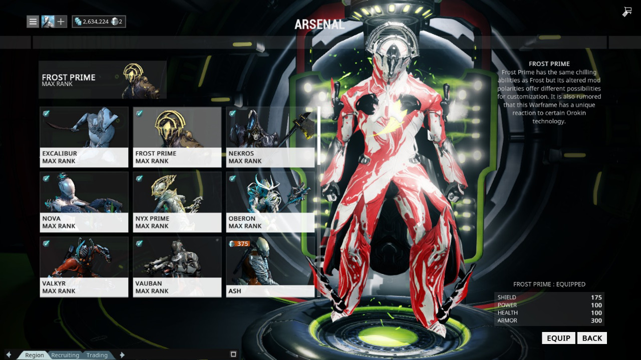 SOLD Selling warframe account for cs go skins , tf2 items , gift. etc.