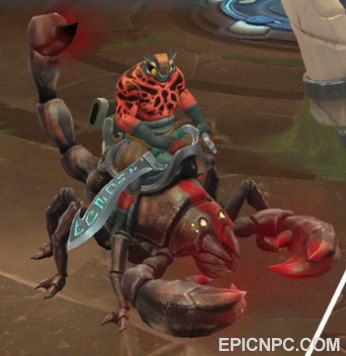 Image result for battlerite scorpion mount