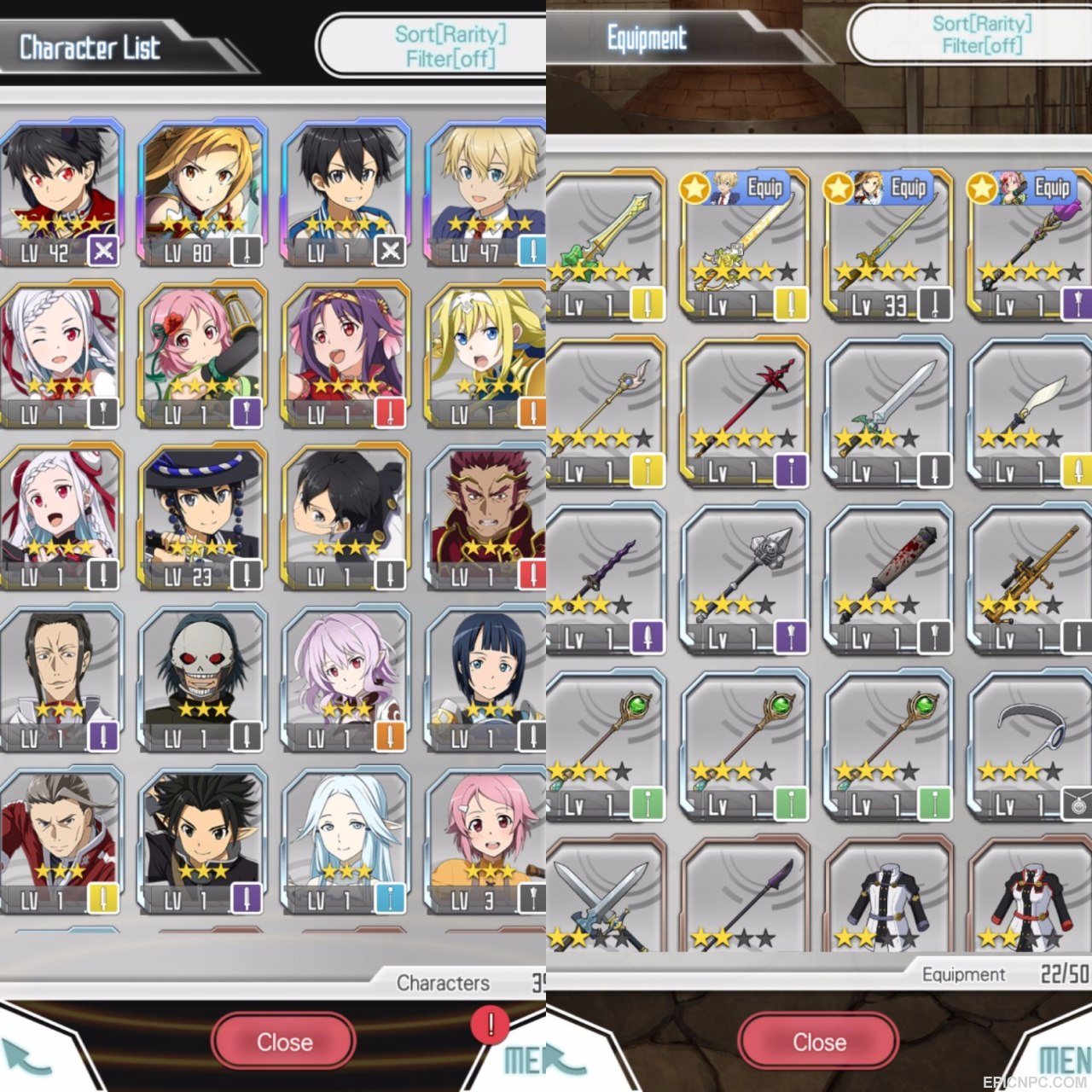 sold na fresh account 5* anniversary and halloween units + other 4