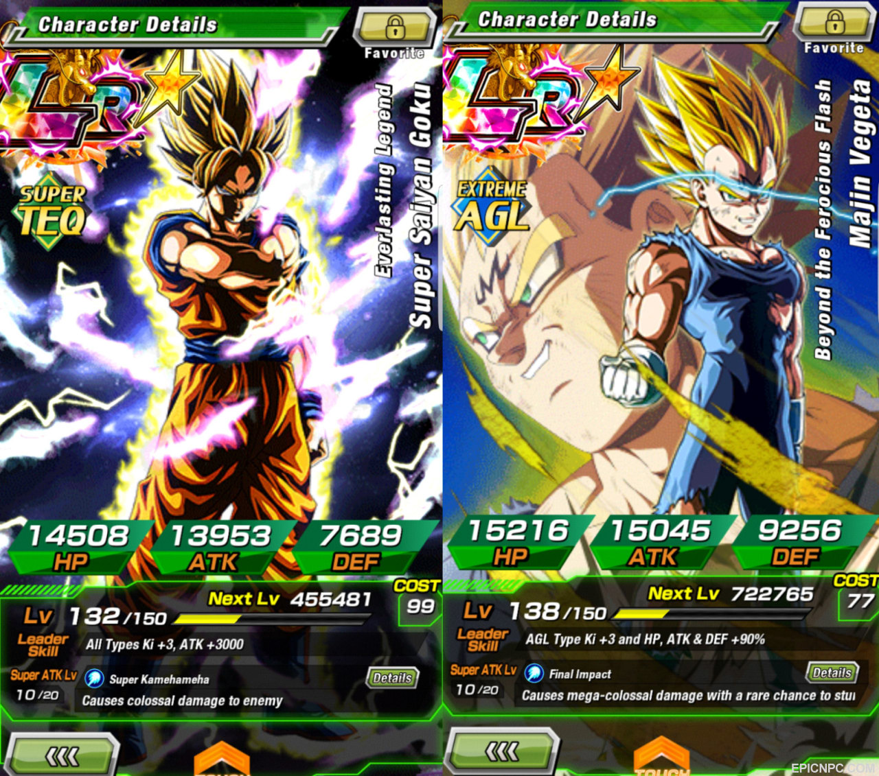 Sold android global dokkan global lr majin lr goku villains thread dokkan global lr majin lr goku villains and godleads ssrs beast acc voltagebd Gallery