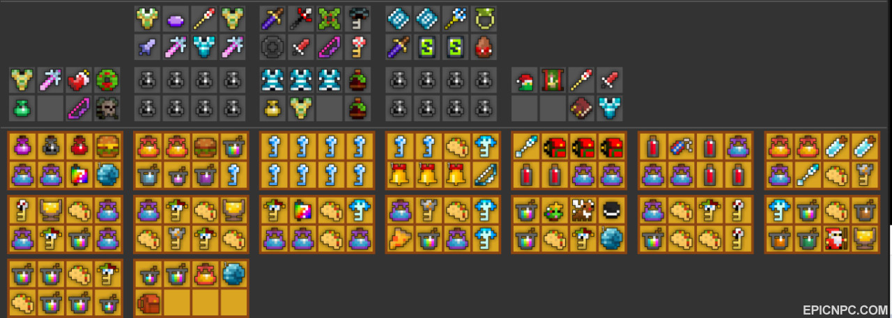 rotmg account jugg ogmur tabelts decas many more items