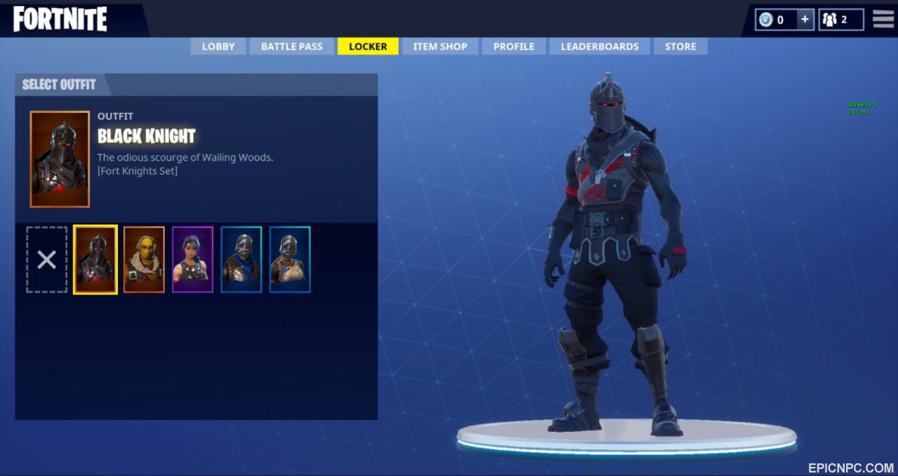 Sold Account Selling Fornite Account Max Season 2 Battle Pass