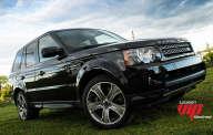 Range Rover Sport Supercharged  noir