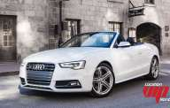 Audi S5 Convertible 2013 blanc