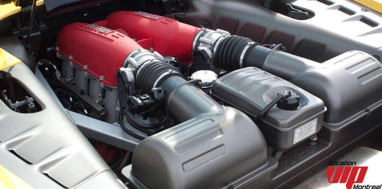 Ferrari F430 Spider 2007 bleu