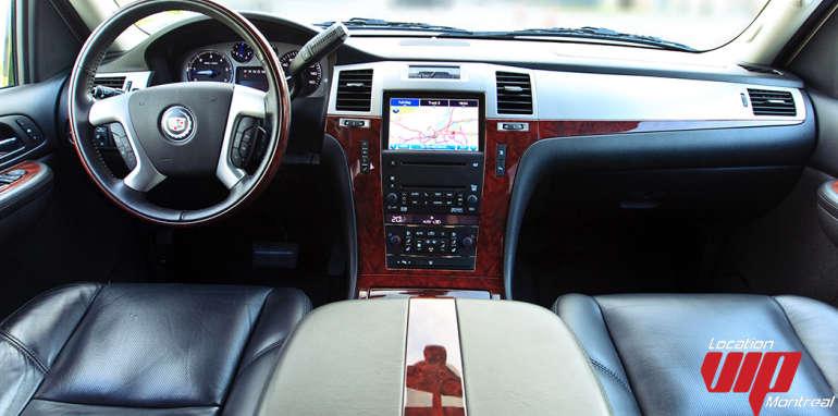 Cadillac Escalade  noir