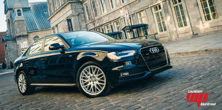 Audi A4 2015 noir