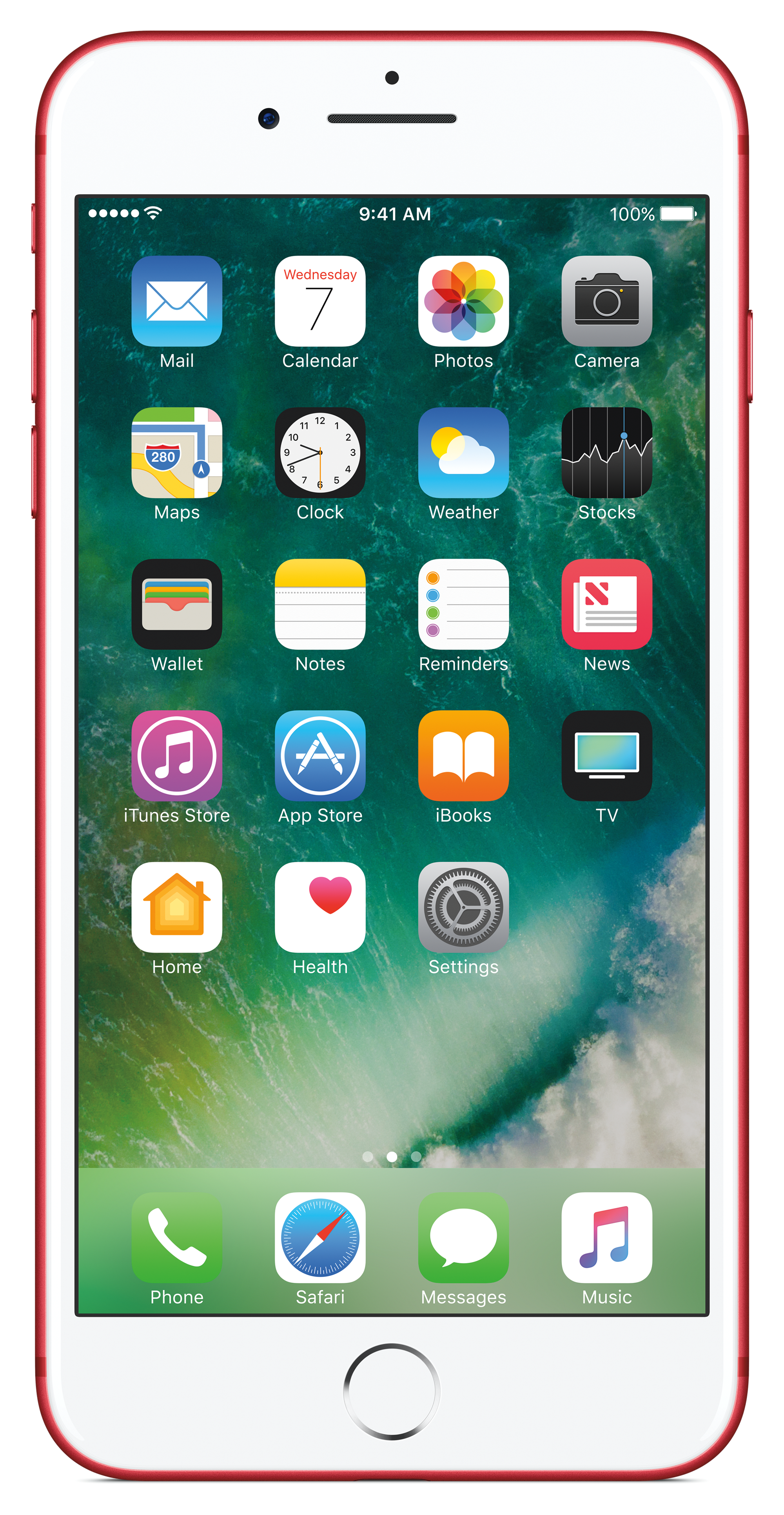 apple iphone 7 plus product red from xfinity mobile in red. Black Bedroom Furniture Sets. Home Design Ideas