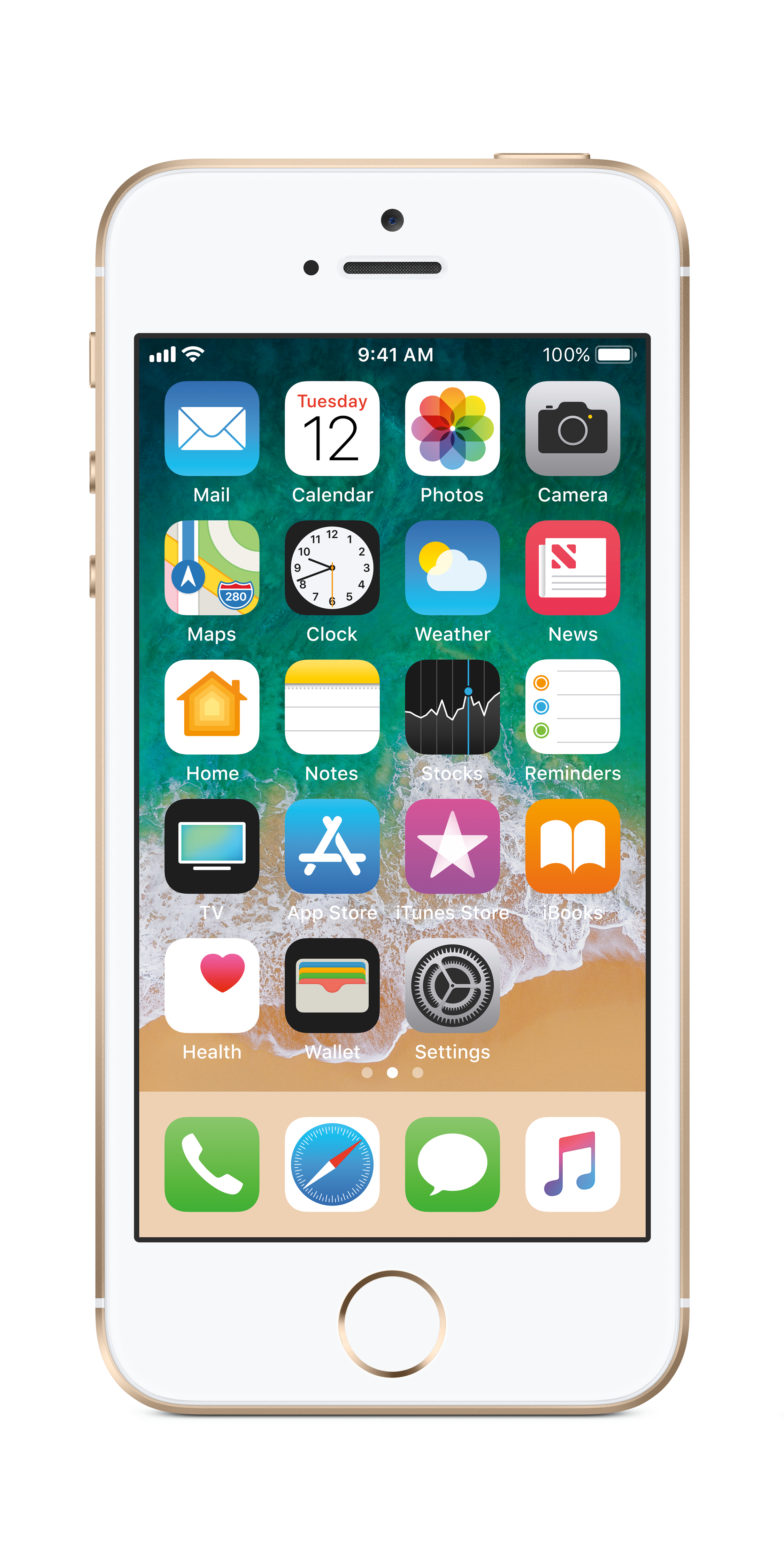 apple iphone se from xfinity mobile in gold. Black Bedroom Furniture Sets. Home Design Ideas