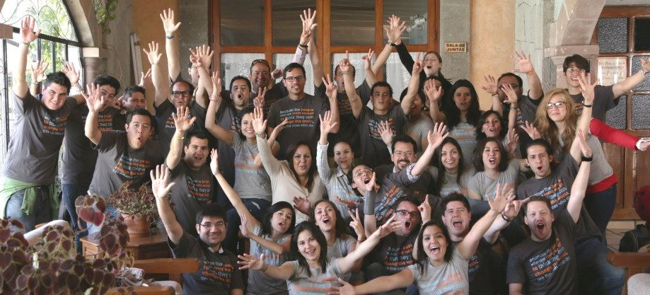 1er summit de organizadores de Startup Weekend México en Tequisquiapan