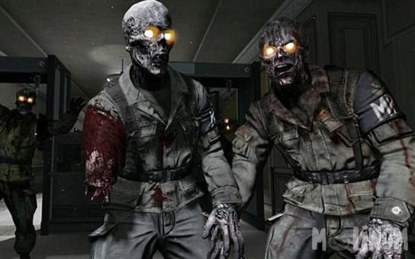 cod ww 2 zombie modu