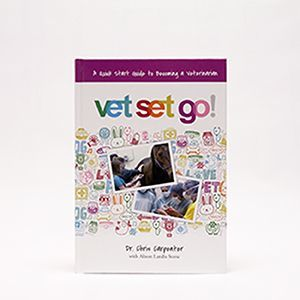 Award-Winning Children's book — Vet Set Go!