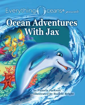 Award-Winning Children's book — Ocean Adventures With Jax