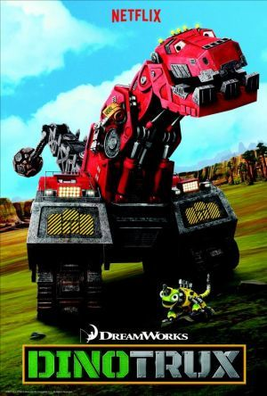 Award-Winning Children's book — Dinotrux