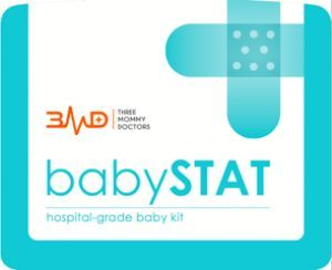 Award-Winning Children's book — babySTAT