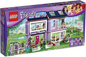Award-Winning Children's book — Lego Friends Emma's House