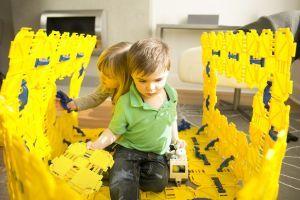 Award-Winning Children's book — Fort Boards - Custom Fort Builder