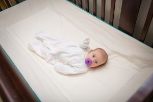 Award-Winning Children's book — Sound Sleep Crib Cushi