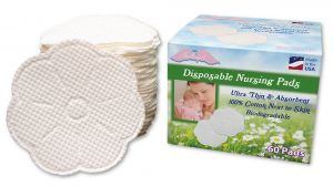 Award-Winning Children's book — NuAngel Biodegradable Disposable Nursing Pads