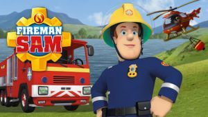 Award-Winning Children's book — Fireman Sam Hero Adventures
