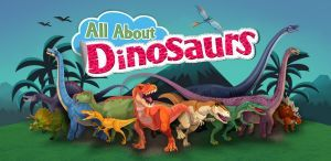 Award-Winning Children's book — All About Dinosaurs