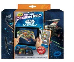 Award-Winning Children's book — Virtual Design Pro Mini Star Wars Saga