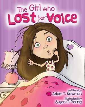 Award-Winning Children's book — The Girl Who Lost Her Voice