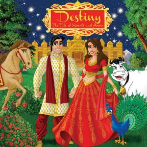 Award-Winning Children's book — Destiny: The Tale of Sonali and Amir