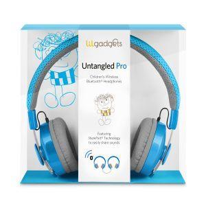 Award-Winning Children's book — Untangled Pro Children's Bluetooth Headphones