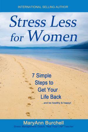 Award-Winning Children's book — Stress Less for Women