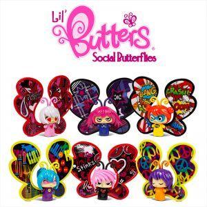 Award-Winning Children's book — Lil' Butters