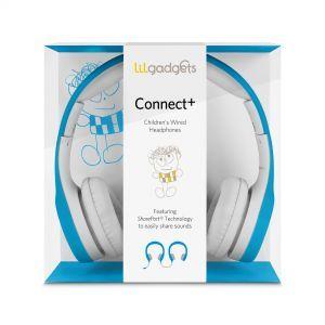 Award-Winning Children's book — Connect+ Children's Wired Headphones