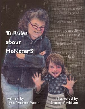 Award-Winning Children's book — Ten Rules About Monsters