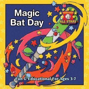 Award-Winning Children's book — Magic Bat Day