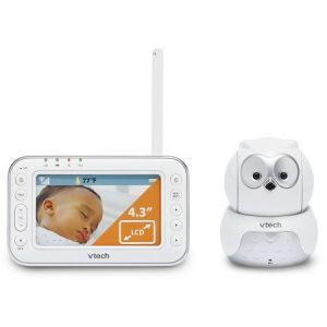 Award-Winning Children's book — VTech Safe&Sound® VM344 Video Baby Monitor with Pan & Tilt Camera