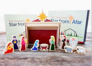 Award-Winning Children's book — The Christmas Star From Afar