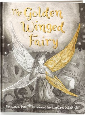 Award-Winning Children's book — The Golden Winged Fairy