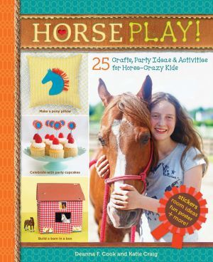 Award-Winning Children's book — Horse Play!
