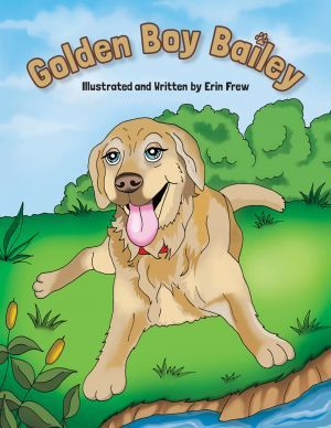 Award-Winning Children's book — Golden Boy Bailey